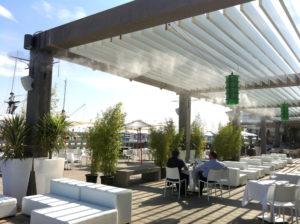Microclimate terrace juanjo plumber orihuela costa torrevieja costa blanca