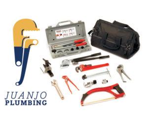 Tool set juanjo plumbing plumber orihuela costa vega baja costa blanca torrevieja